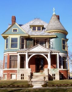 amazing queen anne home