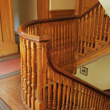 historical staircase